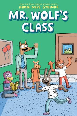 Cover image for Mr. Wolf's class