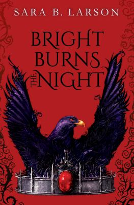 Cover image for Bright burns the night