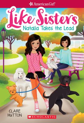 Cover image for Like sisters. Natalia takes the lead