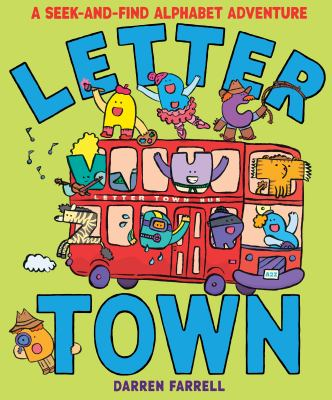 Cover image for Letter town