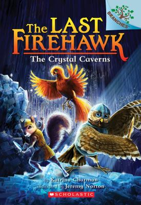 Cover image for The Crystal Caverns