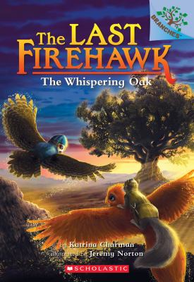 Cover image for The whispering oak