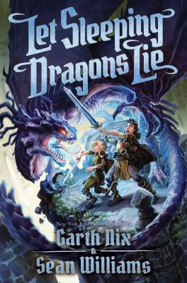 Cover image for Let sleeping dragons lie