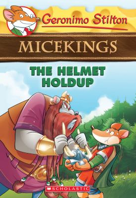 Cover image for The helmet holdup