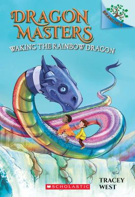 Cover image for Waking the rainbow dragon