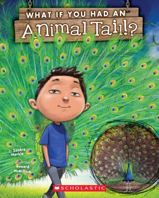 Cover image for What if you had an animal tail?