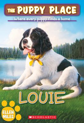 Cover image for Louie