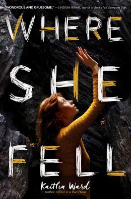 Cover image for Where she fell