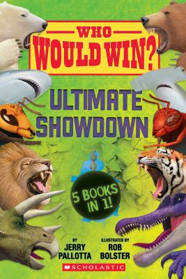 Cover image for Ultimate showdown : 5 books in 1!