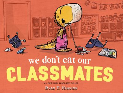 Cover image for We don't eat our classmates!