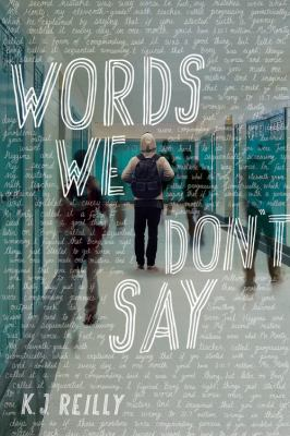 Cover image for Words we don't say