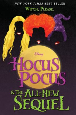 Cover image for Hocus pocus & the all-new sequel