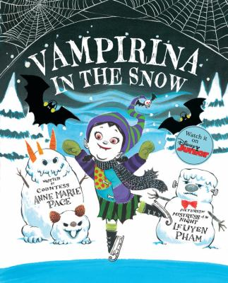 Cover image for Vampirina in the snow