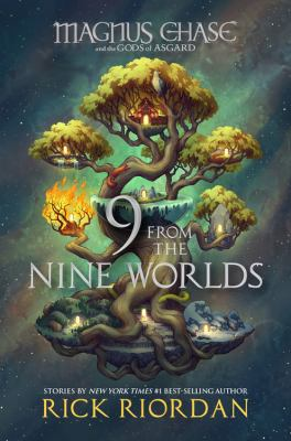 Cover image for 9 from the Nine Worlds : stories