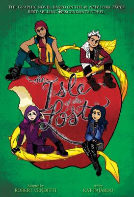 Cover image for The Isle of the Lost : the graphic novel