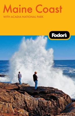 Cover image for Fodor's Maine coast