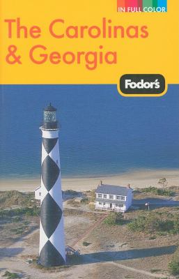 Cover image for The Carolinas & Georgia