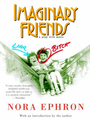 Cover image for Imaginary friends