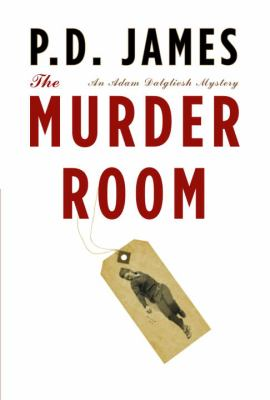 Cover image for The murder room : an Adam Dalgliesh mystery