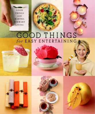 Cover image for Good things for easy entertaining