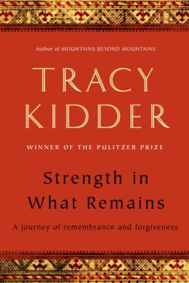 Cover image for Strength in what remains