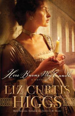 Cover image for Here burns my candle