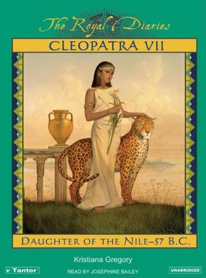 Cover image for Cleopatra VII [daughter of the Nile-57 B.C.]