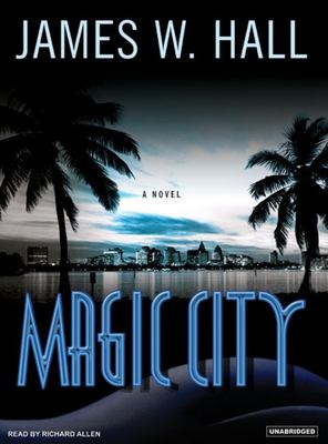 Cover image for Magic city a novel