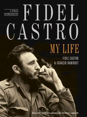Cover image for Fidel Castro my life : a spoken autobiography