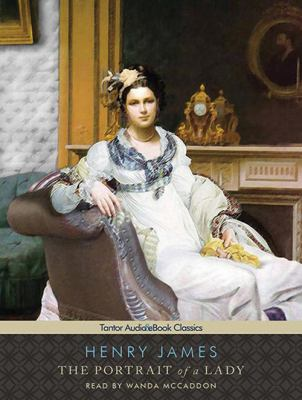 Cover image for The portrait of a lady