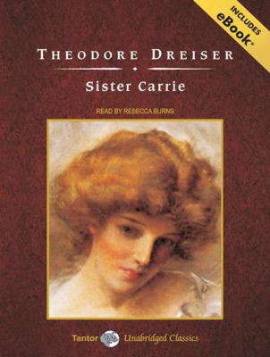 Cover image for Sister Carrie