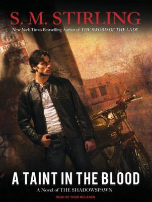 Cover image for A taint in the blood