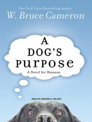Cover image for A dog's purpose a novel for humans