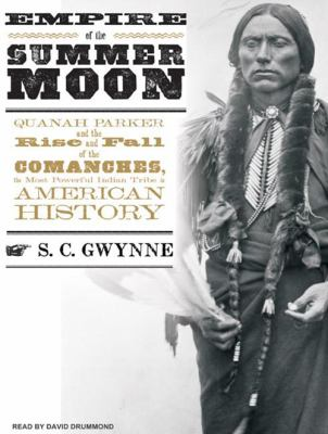 Cover image for Empire of the summer moon