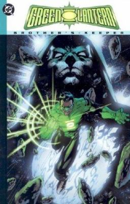 Cover image for Green Lantern : brother's keeper