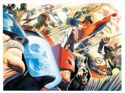 Cover image for Astro City : local heroes