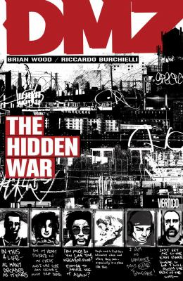 Cover image for The hidden war