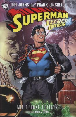 Cover image for Superman : secret origin