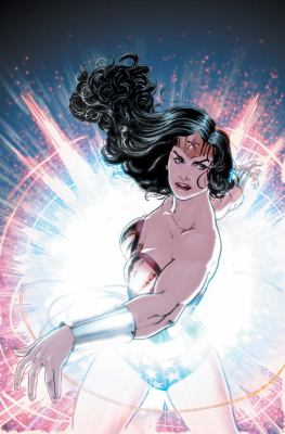 Cover image for Wonder Woman : contagion