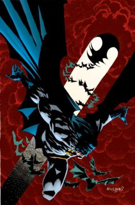 Cover image for Batman : unseen