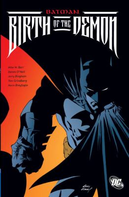 Cover image for Batman. Birth of the Demon
