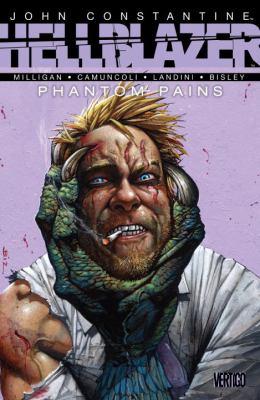 Cover image for John Constantine, Hellblazer. Phantom pains