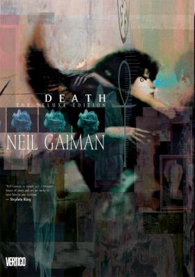 Cover image for Death : the deluxe edition