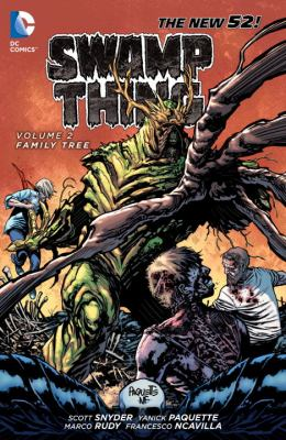 Cover image for Swamp Thing. Volume 2, Family Tree