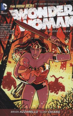 Cover image for Wonder Woman. Volume 3, Iron