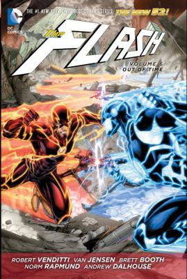 Cover image for The Flash. Volume 6, Out of time
