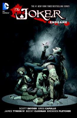 Cover image for The Joker : endgame