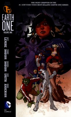 Cover image for Teen Titans. Earth One, Volume one