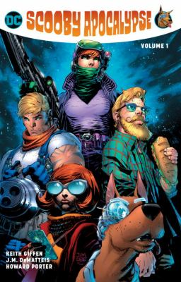 Cover image for Scooby apocalypse. Volume 1