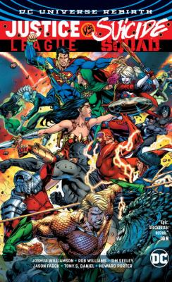 Cover image for Justice League vs. Suicide Squad